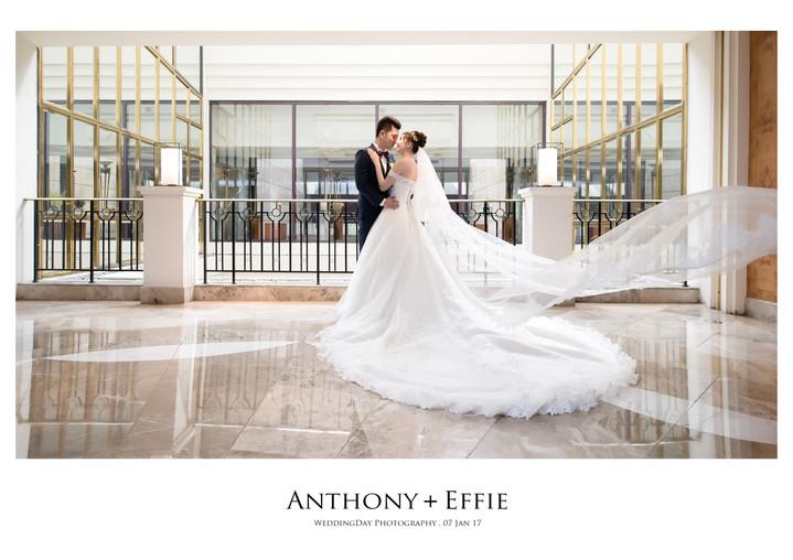 ANTHONY & EFFIE / 台北君悅飯店