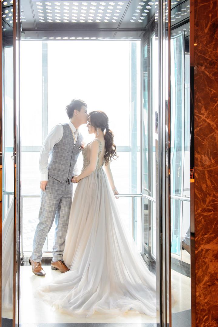 Lulu&Ryan / 新莊頤品飯店
