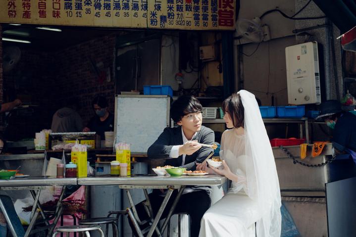 Jun & Janet / 台北迪化老街