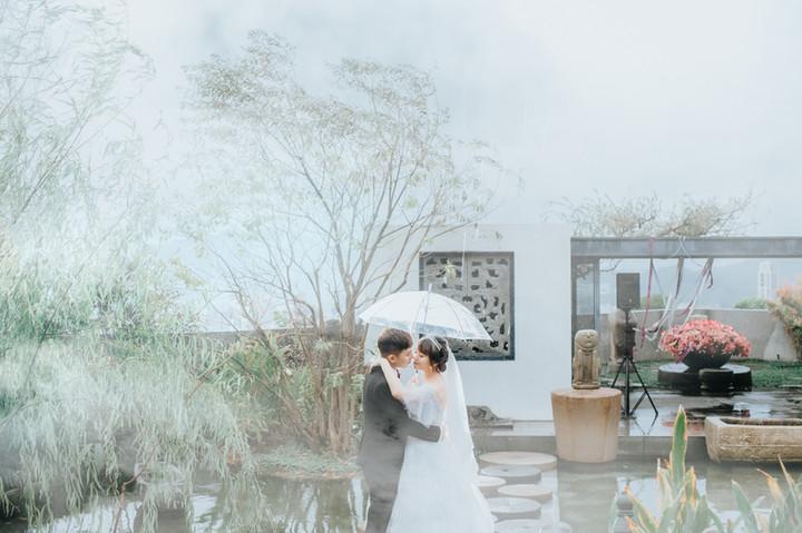 Jeffery&Elaine / 草山玉溪