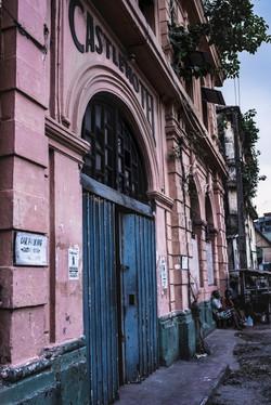 Colombo Colonial Ruin