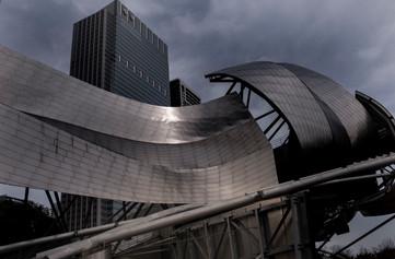 Jay Pritzker Pavilion - Millenium Park Chicago