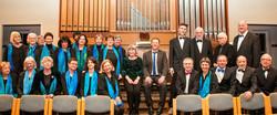 Shalom-Chor Berlin im März 2016
