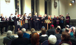 Konzert im Centrum Judaicum (Berlin)