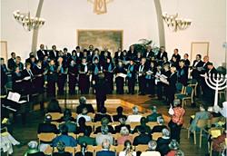 Israel-Gottesdienst in Steglitz 2010