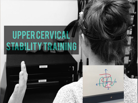Ways to Improve EDS Clients with Cranio-Cervical Instability (CCI) Using Sensorimotor Retraining