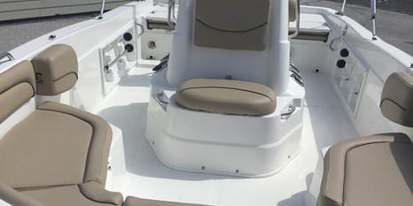 21' NauticStar Hybrid