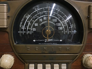 Artifact Spotlight: The Radio