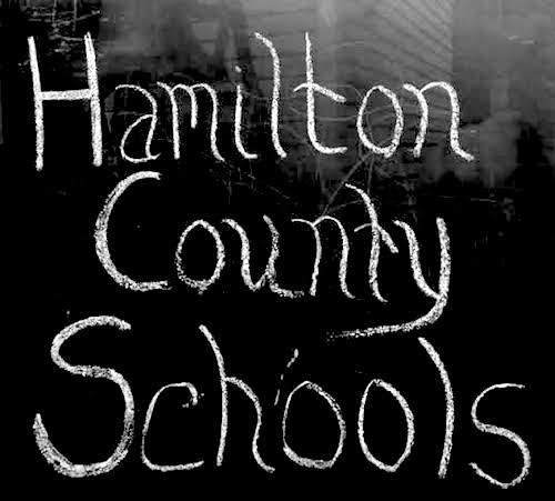 Hamilton County Schools Sign