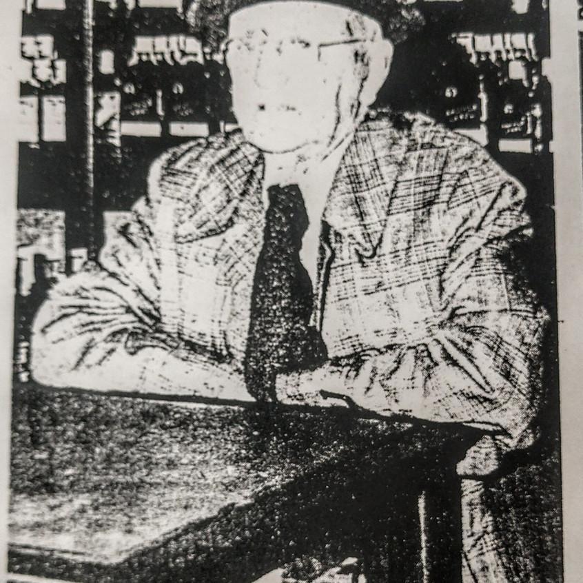 John Quinn, son of Frank