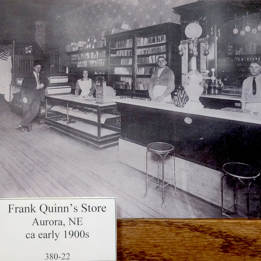 Quinn Bakery ca early 1900s