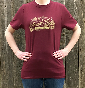 Burgundy T-Shirt Front Photo.png