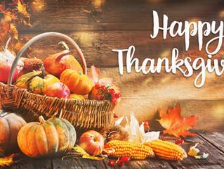 Holiday History - Thanksgiving
