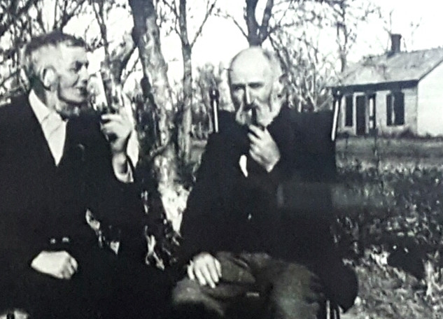 John Laurie and James Waddell