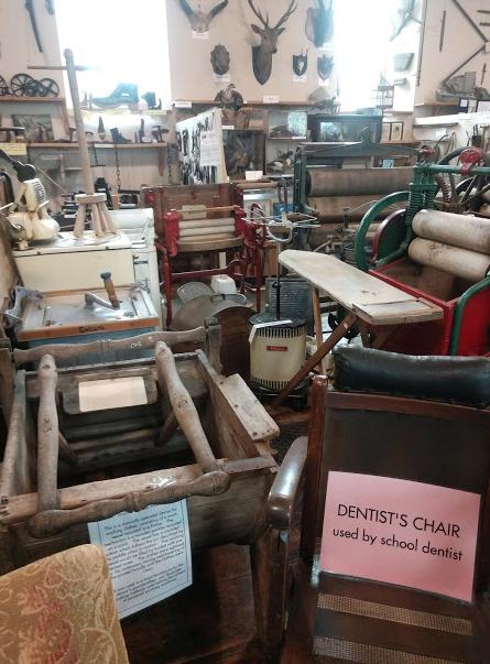 NS Museum - Dentist's Chair