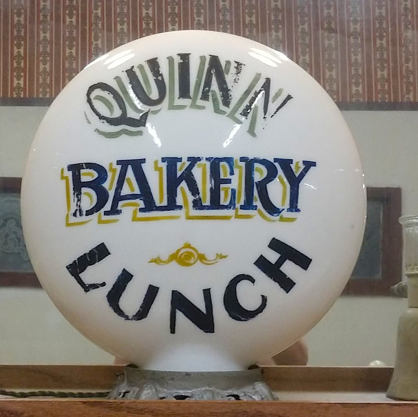 Quinn Bakery Lunch Light