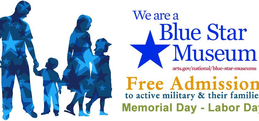 Blue Star Museum Cover FB