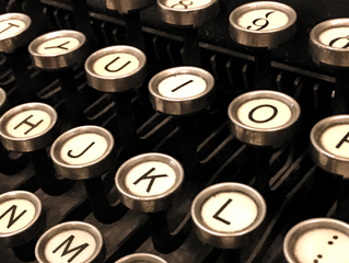 Artifact Spotlight: The Typewriter