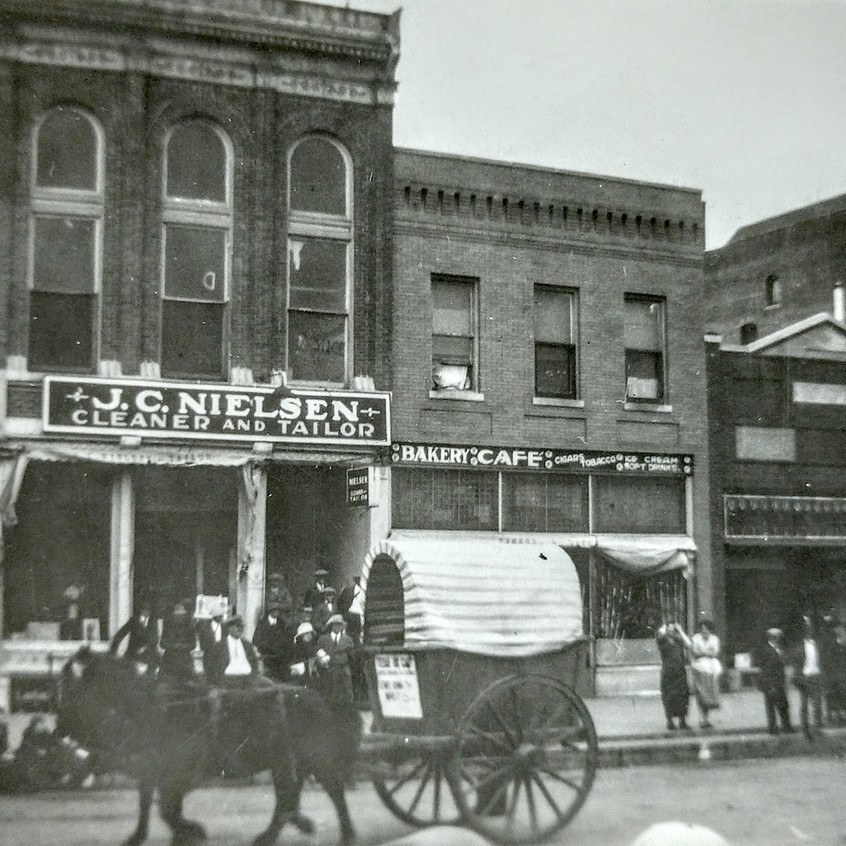 FE Quinn's Bakery - South Side around 19