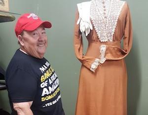 Grandmother's Wedding Dress