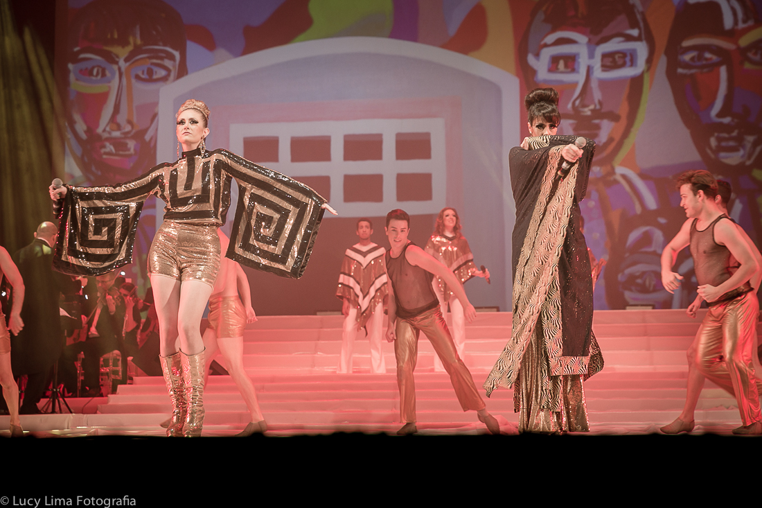 ABBA Musical Dance
