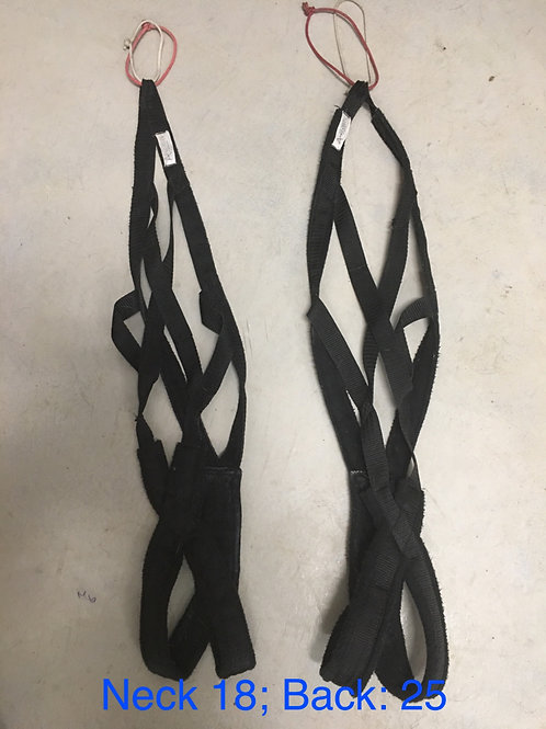 Used Aschberg X Back Harnesses
