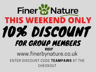 10% off at Finer By Nature