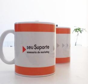 brinde seu suporte marketing