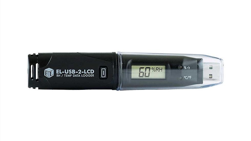 LASCAR EL-USB-2-LCD DataLogger