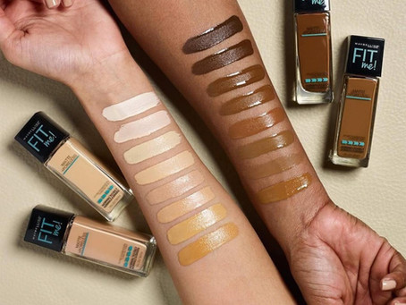 How to Find Your Foundation Shade
