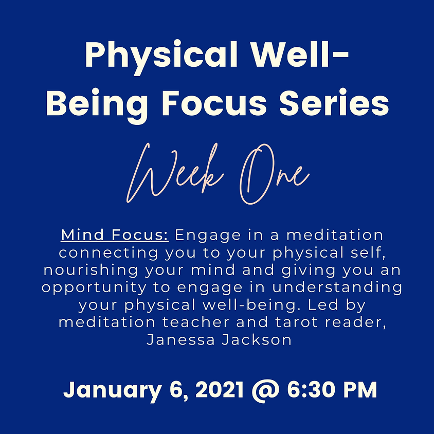 Nourish Your Mind: Physical Well-Being Workshop