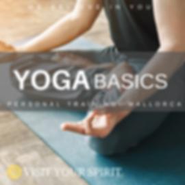 Yoga Basics Beginnes