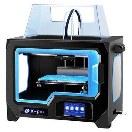 מדפסת תלת מימד מדגם QIDI Tech X-PRO