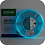 Thumbnail: גליל פילמנט איכותי מתוצרת Esun מסוג ABS+ בצבע כחול זוהר בחושך