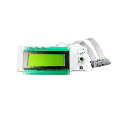 בקר תצוגה מדגם Sanguinololu Board LCD2004