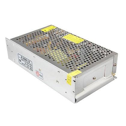 ספק כוח למדפסת תלת מימד מדגם S-250-12 12V 20A