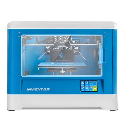 מדפסת תלת מימד מדגם Flashforge Inventor