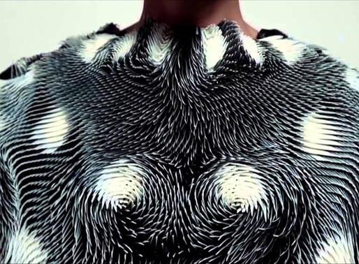 הדפסת אופנה: כשאמנות וטכנולוגיה נפגשים