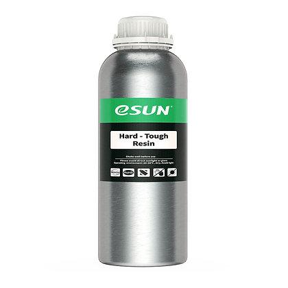 בקבוק שרף איכותי Hard-tough בצבע לבן מתוצרת eSUN למדפסות DLP/SLA