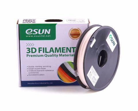 גליל פילמנט איכותי מתוצרת eSUN המשנה צבע לאדום באור