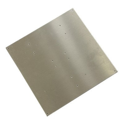 פלטת אלומיניום למדפסות תלת מימד מדגם Prusa Mendel