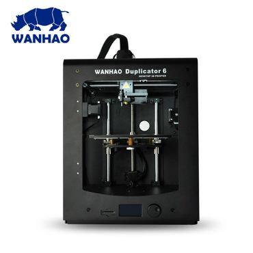 מדפסת תלת מימד מדגם Wanhao Duplicator 6 PLUS