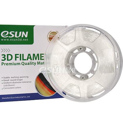 גליל פילמנט איכותי מתוצרת Esun מסוג eFlex בצבע טבעי