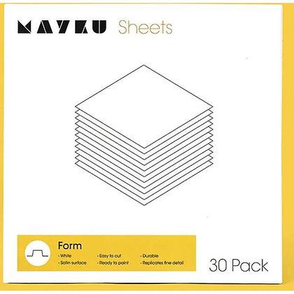 יריעות יצירה למכונת וואקום פורמינג מדגם Mayku FormBox