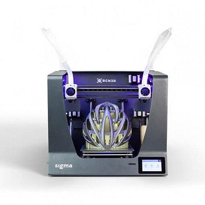 מדפסת תלת מימד מדגם SIGMA R19