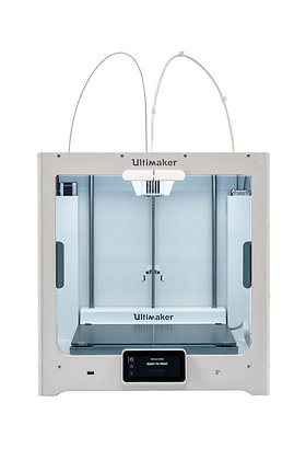 מדפסת תלת מימד מדגם Ultimaker S5