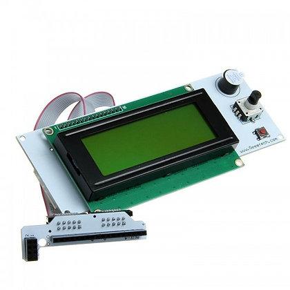 בקר תצוגה מדגם Ramps V1.4 smart 2004 LCD