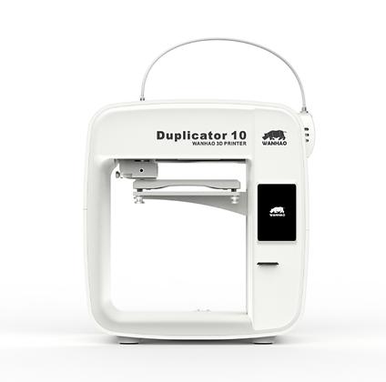 מדפסת תלת מימד מדגם Wanhao Duplicator 10