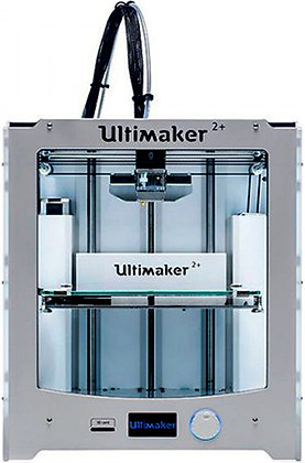 מדפסת תלת מימד מסוג Ultimaker 2 Plus