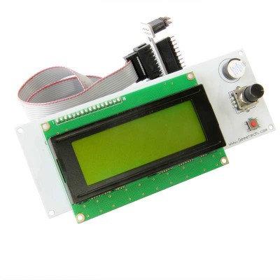 בקר תצוגה מדגם Reprap LCD2004